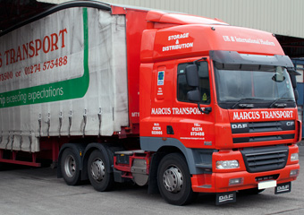 44 Tonne Articulated Tractor & Trailer